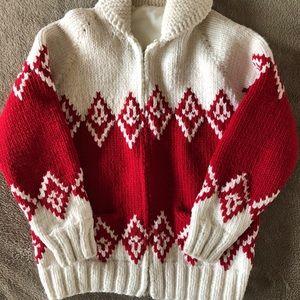 Sweaters - Vintage Handmade Wool Sweater 💗